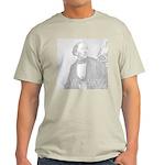 Grey Wide World T-Shirt