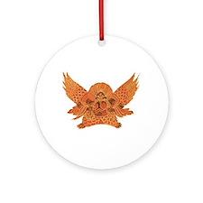 Garuda Ornament (Round)