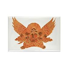 Garuda Rectangle Magnet