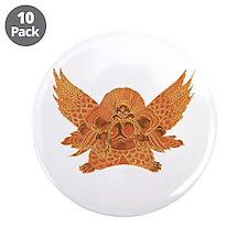 "Garuda 3.5"" Button (10 pack)"