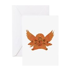 Garuda Greeting Card