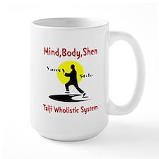 Mbs Taiji Wholistic System Coffee MugMugs