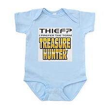 I Prefer Treasure Hunter Infant Creeper