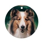 Cooper Ornament (Round)