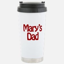 Mary's Dad Travel Mug