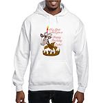 GoatCake Hooded Sweatshirt