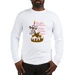 GoatCake Long Sleeve T-Shirt