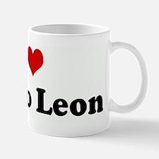 I Love Nuevo Leon Mug