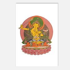 Manjushri Postcards (Package of 8)