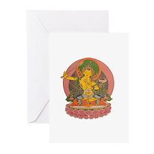 Manjushri Greeting Cards (Pk of 20)