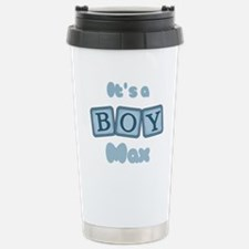 It's A Boy - Max Travel Mug