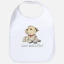 Got Biscuits? Bib