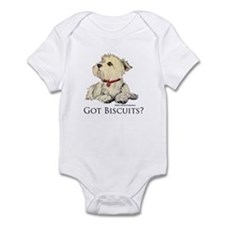 Got Biscuits? Infant Creeper