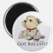 "Got Biscuits? 2.25"" Magnet (100 pack)"