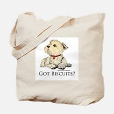 Got Biscuits? Tote Bag