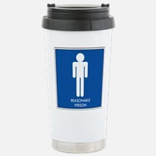 """Reasonable Person"" Travel Mug"