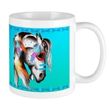 Painted Pony Small Mug