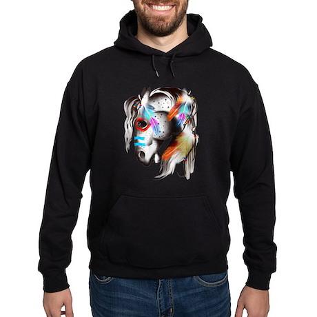 Painted Pony Hoodie (dark)