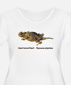 horned lizard T-Shirt