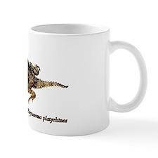 horned lizard Mug