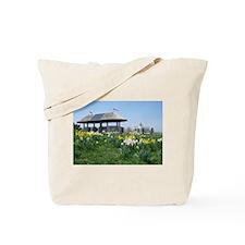 Gazebo on the Hill Tote Bag