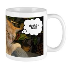 Orange Tabby Cat Humor Mug