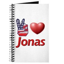 Peace, Love, Jonas Journal