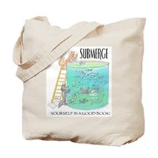 Submerge Yourself Tote Bag