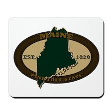 Maine 1820 Mousepad