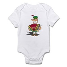 Maniacal Musician Infant Bodysuit