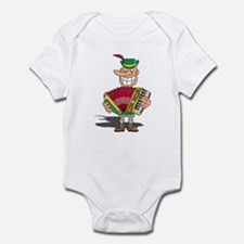 Maniacal Musician Infant Bodysuit