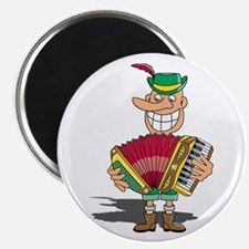 """Maniacal Musician 2.25"""" Magnet (10 pack)"""