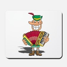 Maniacal Musician Mousepad