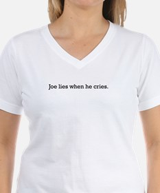 Joe Lies T-Shirt