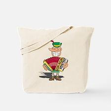 Maniacal Musician Tote Bag