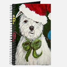 Santa Westie Journal