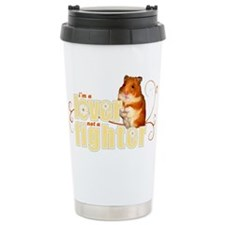 Unique Cute hamster Travel Mug