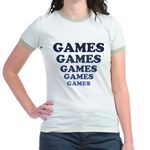 Games Jr. Ringer T-Shirt