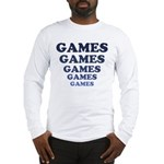 Games Long Sleeve T-Shirt