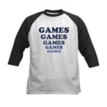 Games Kids Baseball Jersey