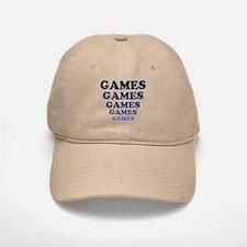 Games Baseball Baseball Cap