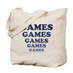 Games Tote Bag