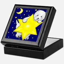 Westie Star Keepsake Box