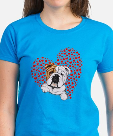 English Bulldog Lover Tee