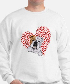 English Bulldog Lover Sweatshirt