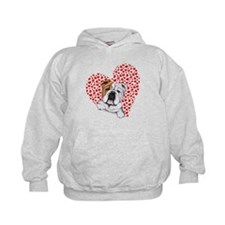 English Bulldog Lover Hoody