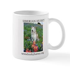 Fox Siberian Husky Mug