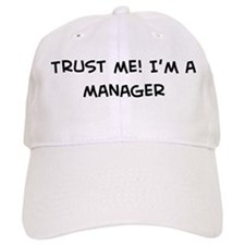 Trust Me: Manager Baseball Cap