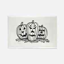 O'Lanterns Rectangle Magnet (10 pack)