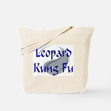 Leopard Kung Fu Tote Bag